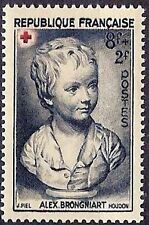 "FRANCE TIMBRE STAMP N°876 ""CROIX-ROUGE, PORTRAIT DE BRONGNIART"" NEUF X TB"