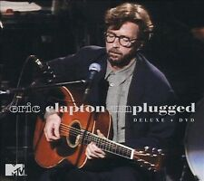 MTV Unplugged [Deluxe Edition] [Digipak] by Eric Clapton (CD, Oct-2013, 3 Discs, Reprise)
