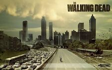 The Walking Dead TV Series Silk Wall Huge Poster HD 24x36 inches Free Shipping
