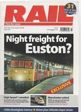 RAIL MAGAZINE - November 22 - December 5 2006