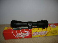 Rifle Scope 4X32CB  Black New