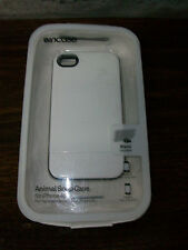 Incase Crystal Slider Case for iPhone 4/4S White CL59934 - Used with Damage