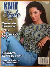 Knit 'N Style Magazine 2004