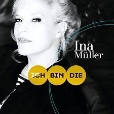 INA MÜLLER - ICH BIN DIE  2 CD NEU