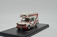 "Rare ! Trabant 601 1980 "" Wohnmobil "" Ist 189 1/43"