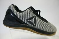 REEBOK Crossfit Nano 7 Black Sz 9 Men Running Cross-Training Shoes