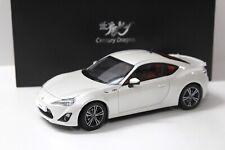 1:18 Century Dragon Toyota GT86 Coupe 2014 white NEW bei PREMIUM-MODELCARS