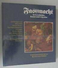 Fas(t)nacht in Geschichte,Kunst und Literatur /Horst Sund