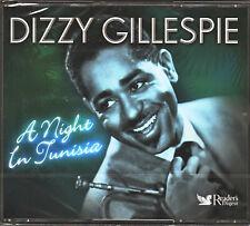DIZZY GILLESPIE - A Night In Tunisia - Reader's Digest 3 CD Box OVP