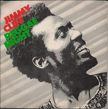 "Jimmy Cliff Reggae Night Europe (SACEM) 45 7"" single +Roots Radical"
