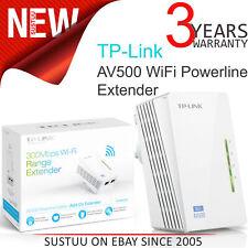 TP-Link TL-WPA4220 300Mbps AV500 Powerline WiFi Extender¦2Port Booster¦Plug-Play
