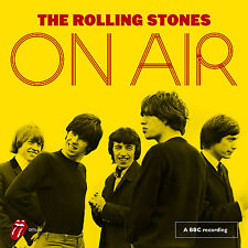 The Rolling Stones on Air Deluxe Edition CD 2017