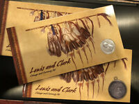 2004 US Lewis and Clark Coinage & Currency Set