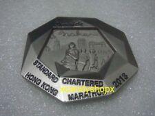 Standard Chartered Hong Kong Marathon 2013 Year of the Snake Souvenir Medallion