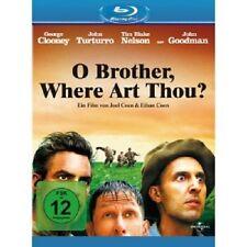Joel Coen/GEORGE CLOONEY/+ - O Brother, where art thou? Blu-ray comédie NEUF