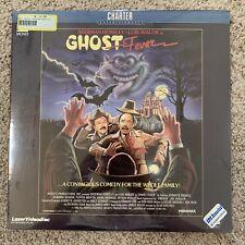 GHOST FEVER Laserdisc - Sherman Hemsley- VERY RARE - BRAND NEW