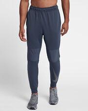 Nike Dri-FIT Men's Training Pants M Blue White Gym Casual Training Running New