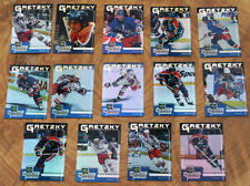 1999 Upper Deck McDonalds Hockey Cards Gretzky For The Record. Price is PER card