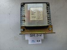 Ultron Ue 5 Transformer Pri 220V 0,68A 120VA Sec 10/12/15V