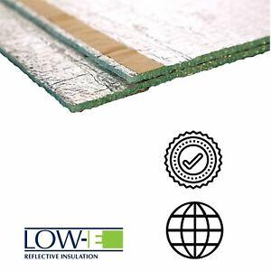 Low-E Insulation Reflective Multi Foil Aluminium Insulation Worlds Best