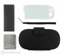PS Vita official Starter Pack Handschlaufe & Case & display cloth & replacementd