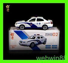 AUG 2018 #02 HYUNDAI ELANTRA CHINA URBAN MANAGEMENT POLICE CAR 1:64 XCARTOYS
