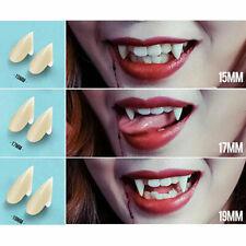 Halloween Cosplay Fake Dentures Vampire Teeth Fangs Costume Ghost Party Props