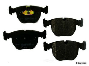 Disc Brake Pad Set-Pagid Front WD Express 520 06810 345