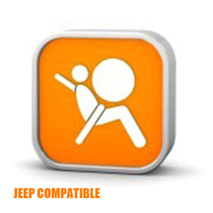 JEEP Compatible SRS Airbag Simulator - Resistor - Bypass Kit - EMULATOR TOOL