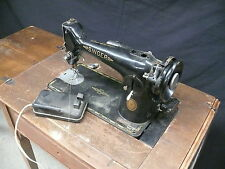 Vintage Singer Sewing Machine---Incomplete and in need of restoration