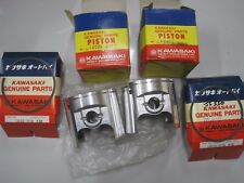 KAWASAKI NOS PISTON & RINGS 13029-2077  & 13003-2130 +.50mm  JS550 JS550 SX
