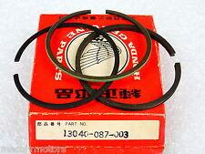 Honda NOS NEW 13040-087-003 Piston Ring Set O/S .75 ATC C70 CL CT SL XL 1969-85