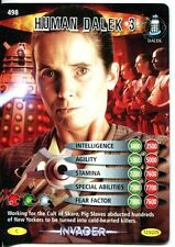 Doctor Who Battles In Time Invader #498 Human Dalek 3