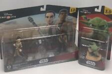 Disney Infinity Star Wars The Force Awakens Play Set & Yoda Edition 3.0 NIB