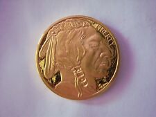 2011 US $50 Buffalo gold coin Copy Indian Head .9999 24-karat fine gold coin