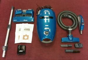 KENMORE INTUITION BAGGED CANISTER VACUUM CLEANER * REFURBISHED * NICE * WARRANTY