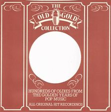 OLD GOLD Company Reproduction Record Sleeves - (pack of 15]