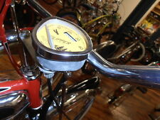 Bicycle speedometer  Stewart Warner head Schwinn Columbia speedometer bicycle