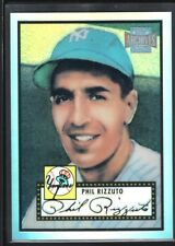 PHILIP RIZZUTO 2001 TOPPS ARCHIVES RESERVE #68 BASE CARD YANKEES MINT