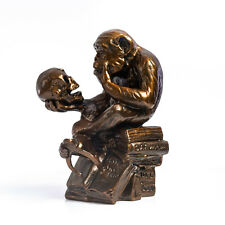 The 'Charles Darwin Monkey' by Wolfgang Hugo Rheinhold, Art, Gift, Ornament.