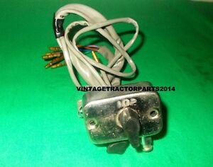 Lambretta Li Serie 2 Horn / Lichtschalter