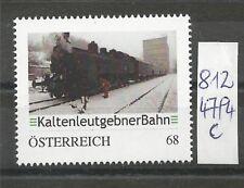 """Österreich PM personalisierte Marke Eisenbahn """"Kaltenleutgebner Bahn 3""""  **"""