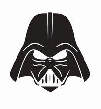 Darth Vader Star Wars Vinyl Die Cut Car Decal Sticker - FREE SHIPPING