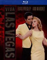 BLU-RAY Elvis: Viva Las Vegas: 50th Anniversary; DigiBook (Blu-Ray) NEW