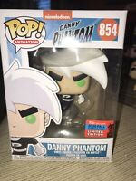 Funko Pop DANNY PHANTOM NYCC 2020 Funko Exclusive  IN HAND!!! Nickelodeon