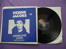 "Debbie Jacobs - Undercover Lover. 12"" Vinyl single (12s878)"