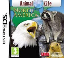 ANIMAL LIFE NORTH AMERICA NINTENDO DS GAME