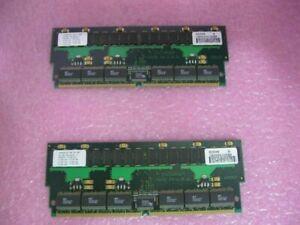 Dataram 62046 X7005A 512MB (2 256MB) Mémoire 3rd Fête