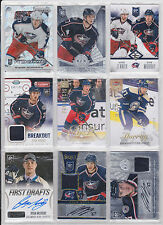 Ryan Murray Booner Jenner 90 Lot Playbook Certified Select Sergei Bobrovsky