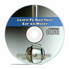 Convert Your Car To Run on Water, Learn How To HHO Conversion Guides Plans